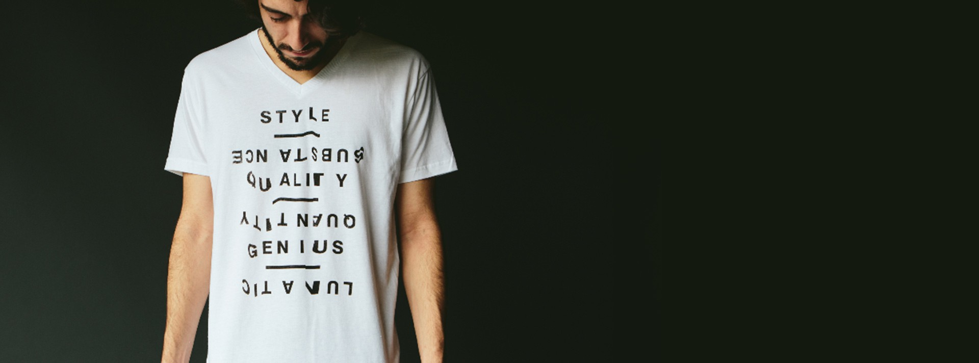 koszulka męska fruit Adler z nadrukiem